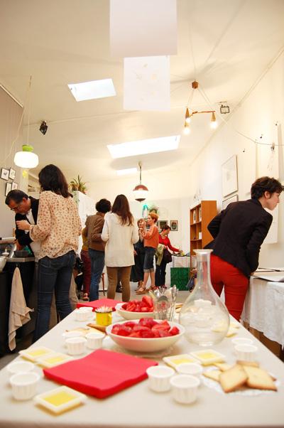 Petit buffet par Maëva Tur