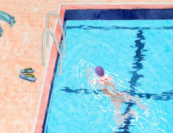 piscine9W